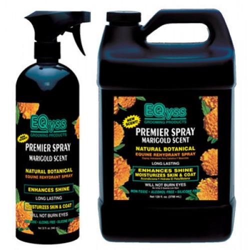 marigold insecticide This makes an effective spray for flies and leaf-cutting insects and there is a natural commercial version that uses marigolds in a fly spray for horses.