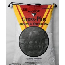 Buckeye® Nutrition Grass Plus Mineral & Vitamin