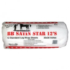 BB® Satin Star Standard Leg Wraps