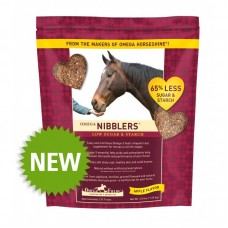 Omega Nibblers® Low Sugar-Starch Treats